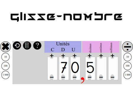 Glisse-nombre cycle 3